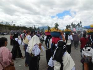 La fete tres important d'Inti Raymi