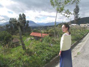 Kaitlyn in Tangali